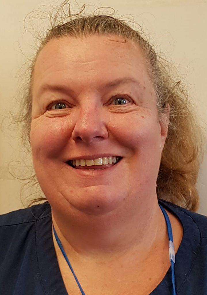Image of Jane, a nurse at TVVS