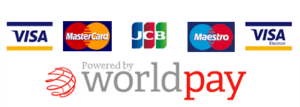 Price - worldpay card information
