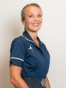 image of Sr Leanne, lead no-scalpel vasectomy nurse and manager at Thames Valley Vasectomy Services